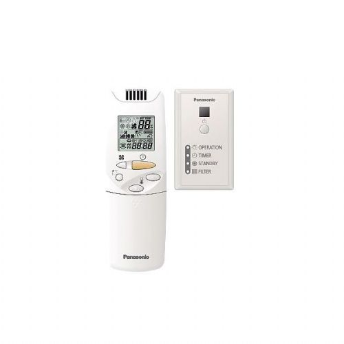 Panasonic Air Conditioning CZ-RWSK2 + CZ-RWSC3 Wireless Remote Control & Receiver Option For PACi